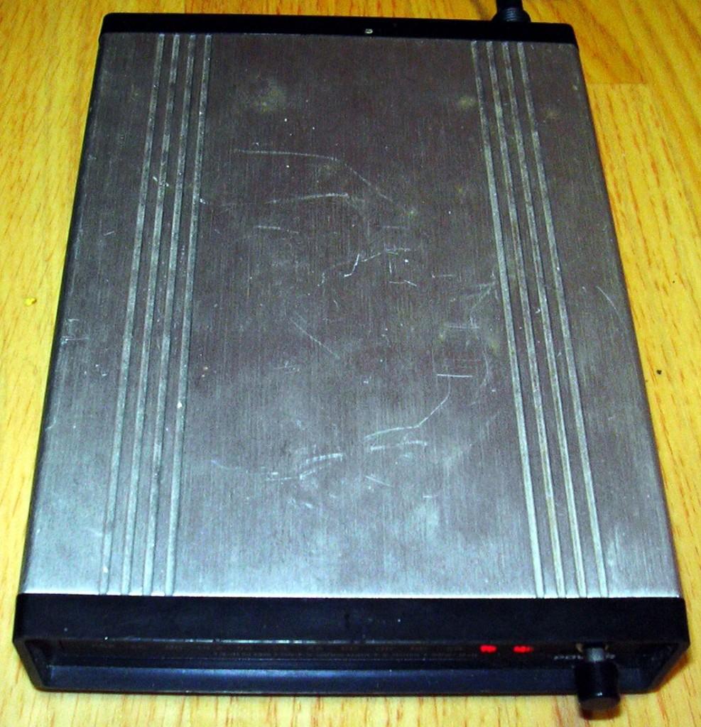 01 Supra Fax Modem 144 LC의 윗면 사진