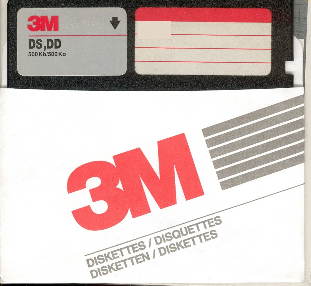 05 3M Diskette 사진
