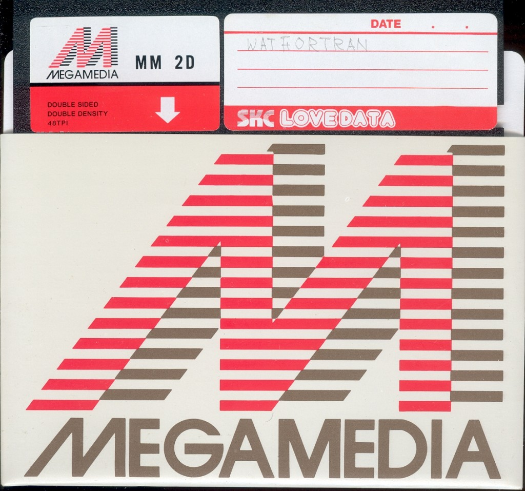 20 MegaMedia Diskette 사진